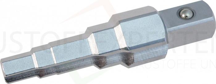 "Kombi-Stufenschlüssel 1/2"" 90mm"
