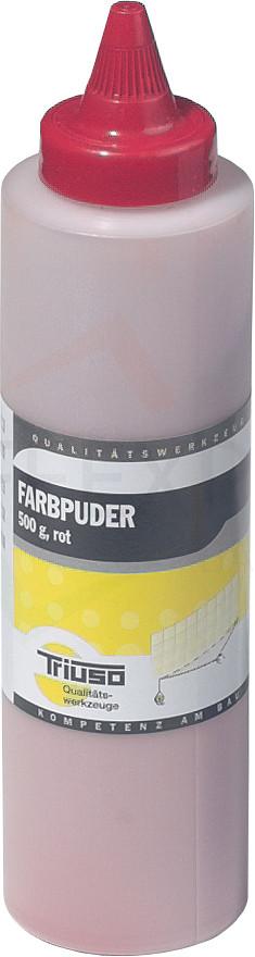 Farbpuder für Schlagschnur, rot, 115g, Premium-Line