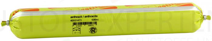 Gomastit 2017 - universeller 1-K-Dichtstoff, anthrazit, 600ml | Rückseite