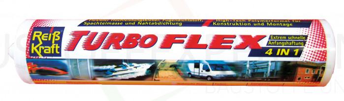 Turboflex 4:1 Dicht- & Klebstoff SMP MS-Polymer grau, 290ml