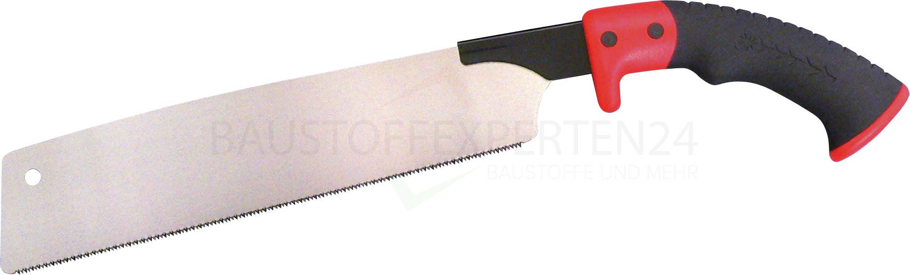 Japansäge 265mm, 3-fach geschliffen & gehärtet, gebogen, Bild 1