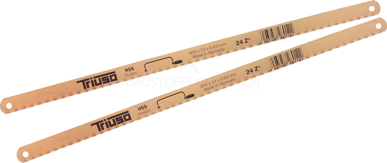 HSS-Metallsägeblatt 300mm einseitig gezahnt, 2 Stück
