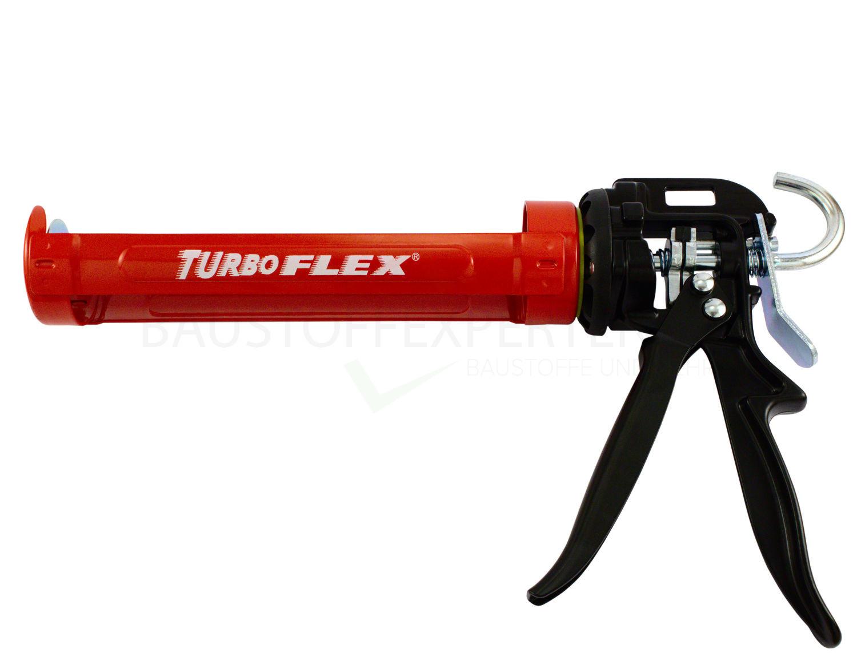 Turboflex Auspresspistole mit 4kN Pressdruck