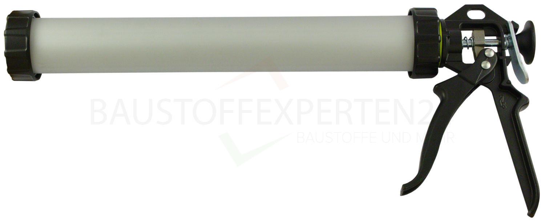 Auspresspistole Premiumline - für Schlauch bis 600ml oder Kartusche bis 310ml, Bild 1