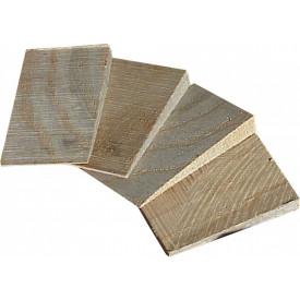 Holzkeile, 4 Stück