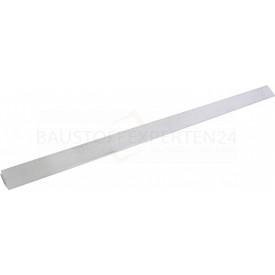 Alukante, für Kunststoffschieber, für Kunststoffschieber, 55cm (