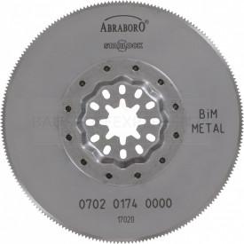 HSS-Bi-Metall-Sägeblatt kreisform 85mm für Multitool