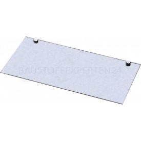 Ersatzblatt für Federstahl - Stoßscharre, 1,0 x 150 mm