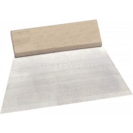 Klebespachtel 180mm, ungezahnt, Holzgriff