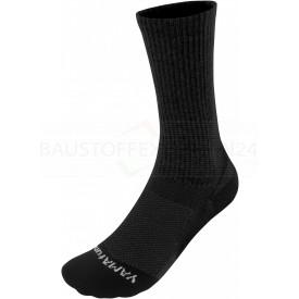 Funktions-Socken, schwarz
