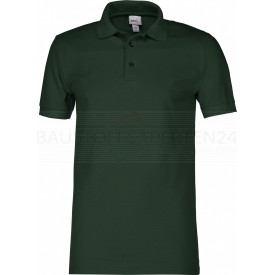 Polo-Shirt, grün