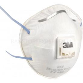 3M - Komfort-Feinstaubmaske FFP2, 1 Stück im Beutel