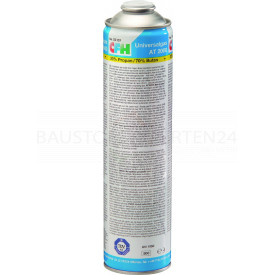 Universaldruckgasdose, 330 g / 600 ml