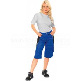 Profi, Short, 245 g/m², blau / schwarz