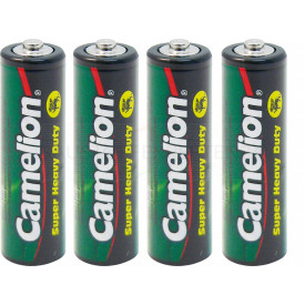 Batterie, 4x AA, 1,5V