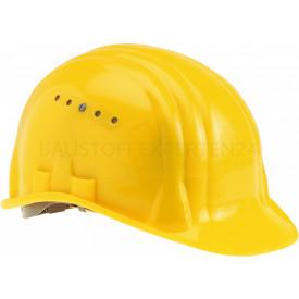 Schutzhelm, gelb