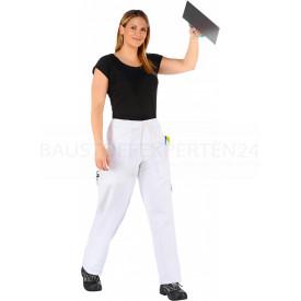 Basic, Bundhose, 250 g/m², weiß