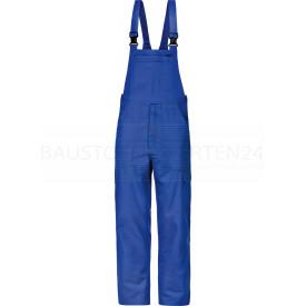 Arbeitshose Latzhose, 250 g/m², kornblau, Bild 1