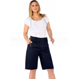 Basic, Short, 250 g/m², marineblau
