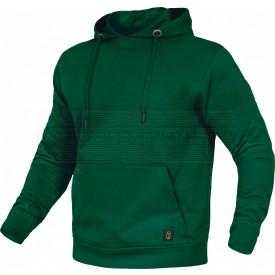Hoodie Flex-Line von Leibwächter, grün, Bild 1