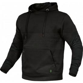 Hoodie Flex-Line von Leibwächter, schwarz, Bild 1
