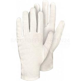 Baumwolltrikot-Handschuh, SB-Karte, SB-Karte, Größe 10