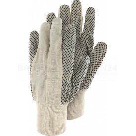 Baumwoll-Garten-Handschuh, SB-Karte, SB-Karte, Größe 10