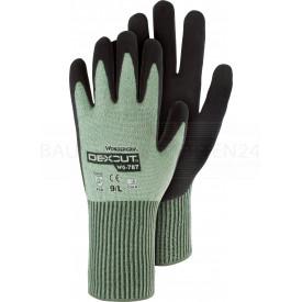 Wonder Grip - DEXCUT 787 - Schnittschutzhandschuh, im Polybeutel, grasgrün, Bild 1