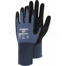 Handschuhe Wonder Grip - Flex 500 mit Nitril, blau, Bild 1