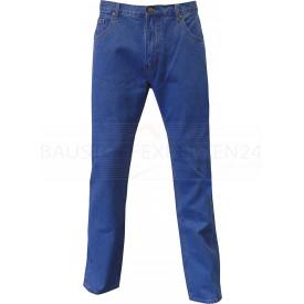 5-Pocket-Jeans, Blau