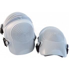 Komfort-Knieschoner grau von Triuso, 1 Paar