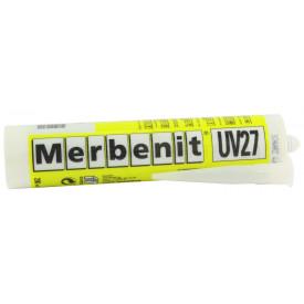 Merbenit UV27 Dicht- & Klebstoff für Glas schwarz 290ml