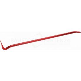 Nageleisen aus Werkzeugstahl rot, 600mm