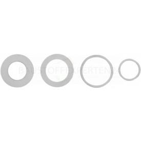 Reduzierring-Set für Kreissägeblätter, 4-teilig