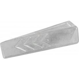 Drehspaltkeil aus Aluminium 880g / 205mm