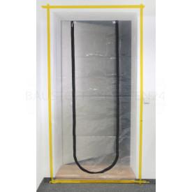 Hochwertige Staubtür / Staubschutztür, 2,12 x 1,12m, Bild 1