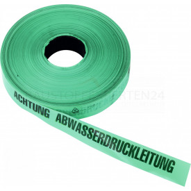 Trassenwarnband, grün, 250m x 40mm