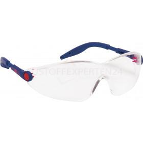Komfort-Schutzbrille klar mit Anti-Scratch und Anti-Fog von 3M