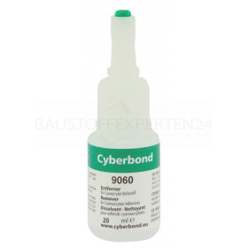 Entferner für Sekundenkleber (Cyanacrylat-Klebstoffe) Cyberbond 9060, 20ml