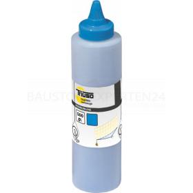 Farbpuder für Schlagschnur, blau, Premium-Line