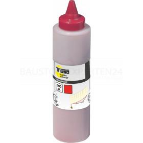 Farbpuder für Schlagschnur, rot, Premium-Line