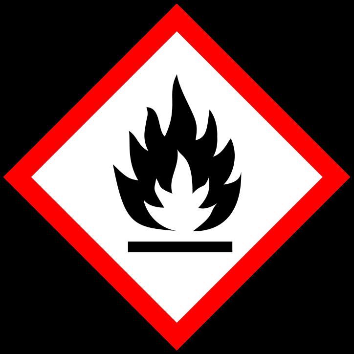 P211 Nicht gegen offene Flamme oder andere Zündquelle sprühen.